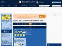 Meteo meteo montpellier 34000 fr 1er site meteo - Meteo agricole montpellier ...