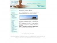 Thalasso en Atlantique : tous les séjours ou week-end de thalasso