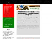 pronostic-hippique.com Thumbnail