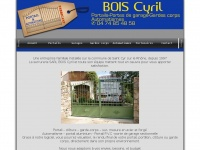 boiscyril-fabricantportail.com