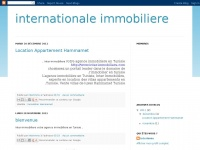 internationale immobiliere