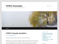 Html5examples.org
