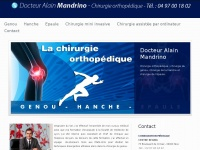 Chirurgie-orthopedique.info