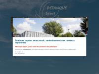 petanque-sport.be