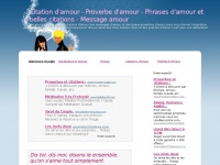 Phrases d'amour - Les meilleures citations d'amour