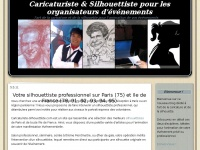 Caricaturiste-silhouettiste-animation.blogspot.com