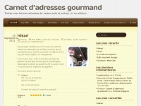 Carnetdadressesgourmand.wordpress.com