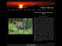 faune-valais.ch