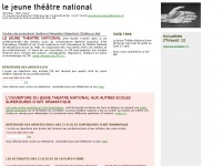 jeune-theatre-national.com
