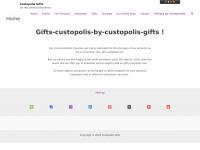 custopolis-gifts.com Thumbnail