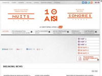 nuits-sonores.com