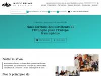 institutbiblique.be