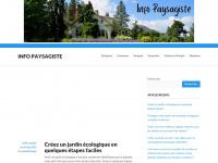 info-paysagiste.com