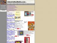 librairiedesmaths.com