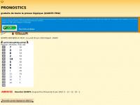 pronostics-turf.info Thumbnail