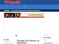 Lepotentielonline.com - Le Potentiel Online