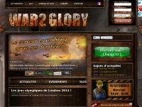 WAR2GLORY: ACCEUIL