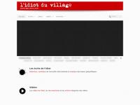 l'idiot du village | géopolitique, chaos et idiotie