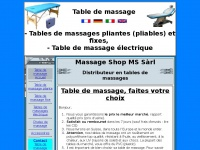 table-de-massage.biz