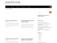 ecole-royam.ch