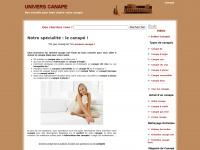 univers-canape.com