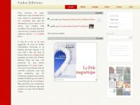 Cadex-editions.net
