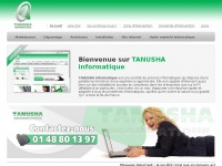 tanusha-informatique-paris.com