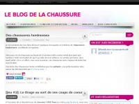 leblogdelachaussure.com