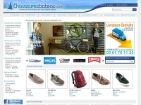 chaussuresbateau.com