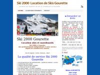 ski2000gourette.com