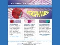 autocollant-vitrophanie.com