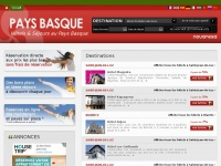 Hotels-pays-basque.fr