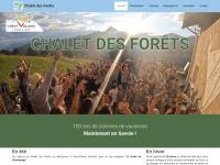 chaletdesforets.fr