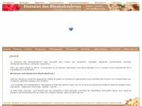 domainedesrhododendrons.com