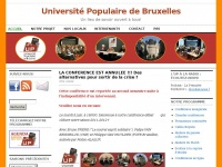 universitepopulaire.be