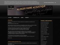 Klinger Favre Acoustique