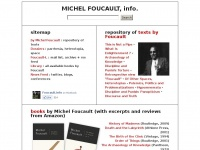 foucault.info