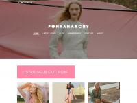 ponyanarchy.com