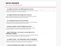 infosmaigrir.com