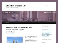 Chambrehotelille.com