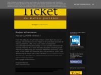 histoireduticketdemetro.blogspot.com