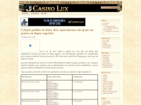 casinolux-online.com