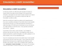 simulationcreditimmobilier.fr