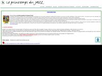 Printempsdujazz.fr