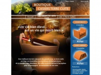 boutique-casiers-terre-cuite.com