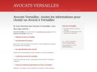 Avocats-versailles.org