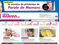 paroledemamans.com