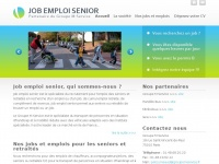 jobemploisenior.com