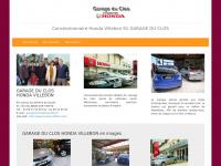 www.garage-du-clos.com - GARAGE DU CLOS HONDA VILLEBON - CONCESSIONNAIRE HONDA VILLEBON 91 GARAGE DU CLOS