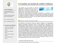 Courtier-rachat-credit-valence.fr